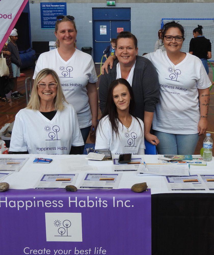 Happiness Habits sponsor Jemena