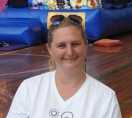 Happiness Habits Inc volunteer Pamela Wilcock