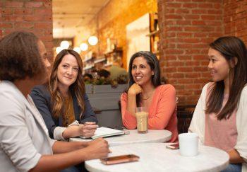 Collaborating women